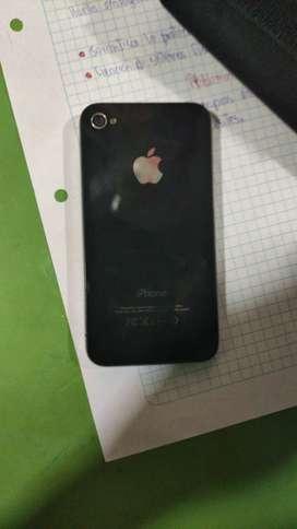 Vendo iPhone 4 no se puede descargar las redes sociales o cambio