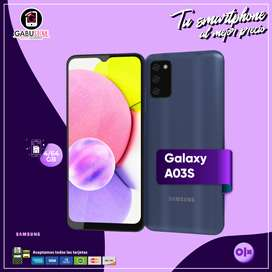 Galaxy A03S 4/64GB con garantía*