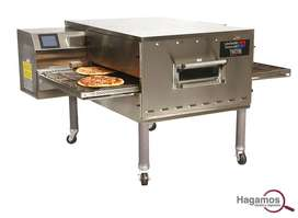 hornos de cadena para pizzas en colombia A GAS