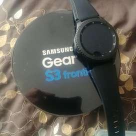 Samsung Gear S3 Frontier Como Nuevo
