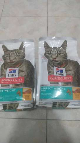 Hills Science Diet Perfect Weight Cat (comida para gatos)
