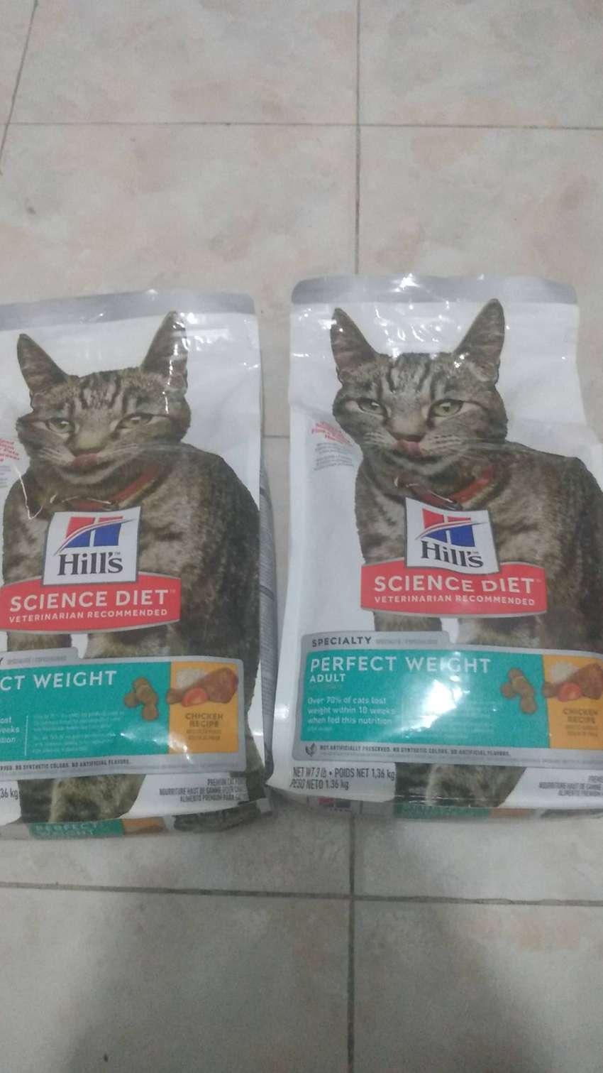 Hills Science Diet Perfect Weight Cat (comida para gatos)