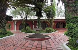 Alquiler de Casa en el Norte de Riobamba, Chimborazo, Ecuador.