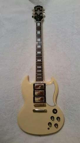 Guitarra epiphone Les Paul sg custom