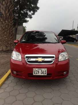 Vendo Chevolet Aveo 2011