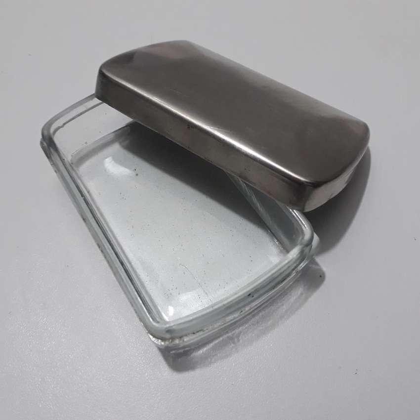 Alajero Vidro Y Metal 3cm X 5cm 0