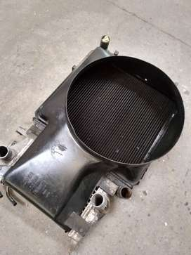 radiador F100 con intercooler y encausador ORIGINAL