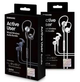 Audifonos Bluetooth Samsung Level Active User Blanco