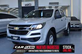 CHEVROLET S10 4X2 LS MT 2017