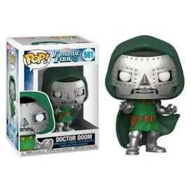 Funko Pop Doctor Doom Los 4 Fantásticos Marvel