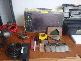 Equipo Ultrasonido Phased Array Inspección de Soldaduras
