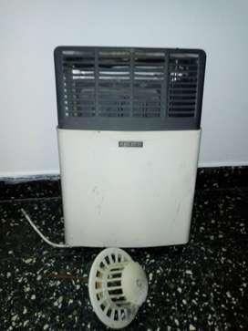 Calefactor Eskabe tiro balanceado