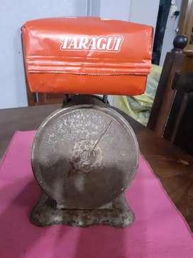 Balanza Antigua de 10kg Perf.Funcionamiento