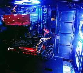 PC GAMING - MULTIMEDIA - TRABAJO DE OFICINA