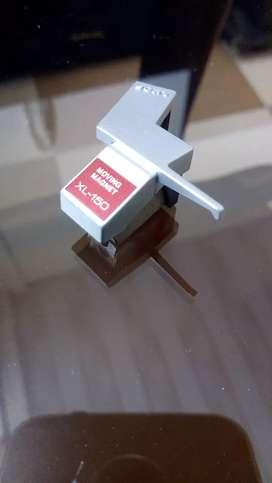 Headshell cartucho tornamesa sony xl-150