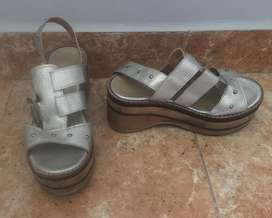 Sandalias Zapatos Plataforma
