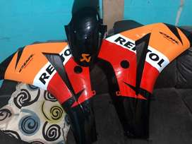 Vendo carenado cbr