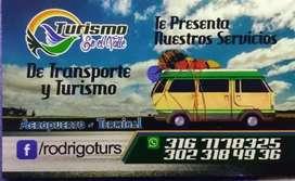 TRANSPORTE Y ASESORÍA TURISTICA