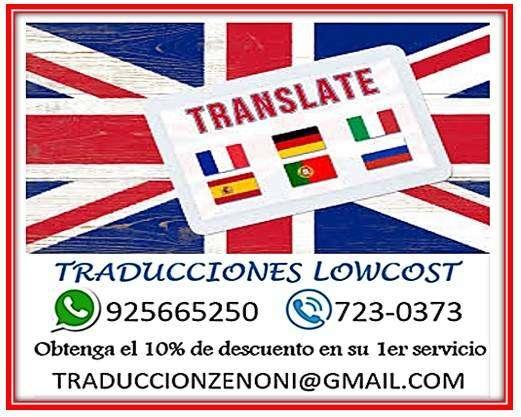 TRADUCCION SIMPLE Y CERTIFICADA - Calidad Y Exactitud . 0