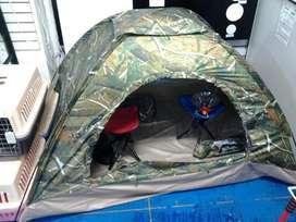 Carpa para Camping de 3 Personas.