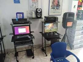 Accesorios para tele trabajo ( portátiles, pc etc)