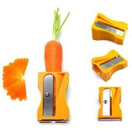 Cortador Rebanador Sacapuntas Gigante Zanahoria Verduras