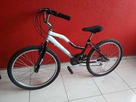 Bicicleta Rin24 Como Nueva
