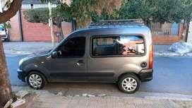 Renault Kangoo  2012 Nafta y GNC