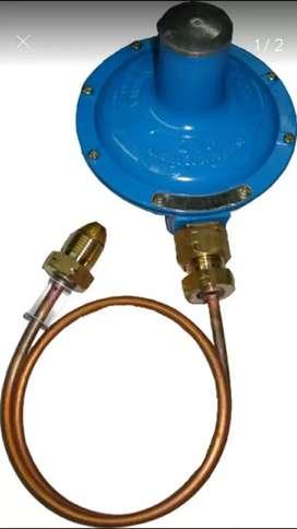 Regulador de gas de 45 kg