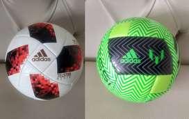 2 balones de futbol ADIDAS #3