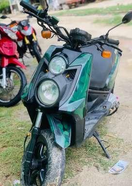 Hermosa moto