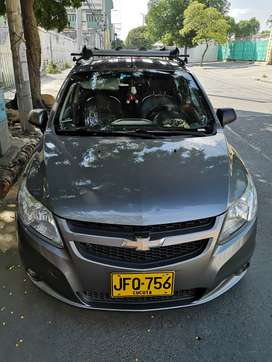 CHEVROLET SAIL LTZ LIMITED 2017