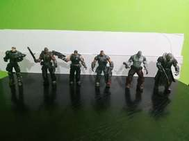 Figuras de coleccion de GEAR  OF WAR