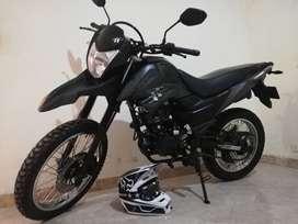 Moto Akt Ttr 125 Enduro