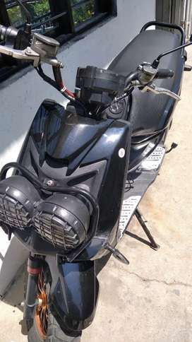 Moto electrica 2000w tipo bws - baterías nuevas