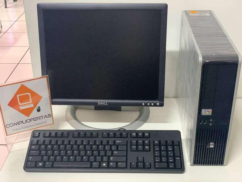 COMPUTADOR HP/DELL/LENOVO COMPLETO + GARANTIA 0