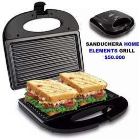 Sandwichera, pitadoras