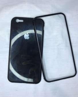 Iphone 6s estuche forro protector carcasa iman 360 6