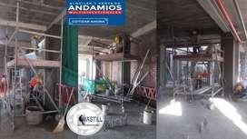 ANDAMIOS NORMADOS CERTIFICADOS CEL: 946268078