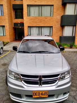 Dodge Journey 2011 7 Puestos Mod. 2011