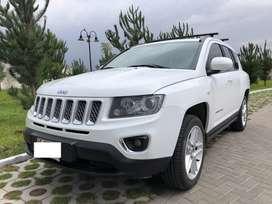 Vendo Jeep Compass Limited 2014 nacional impecable con 47,000 Kms!!