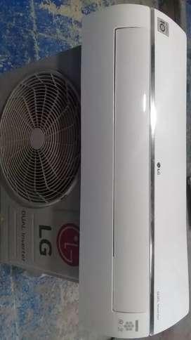 Aire acondicionado LG 12.000 btus