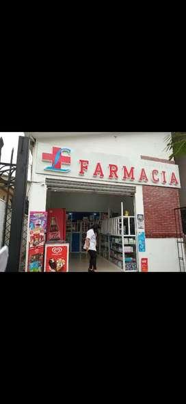 Se busca un personal para farmacia.