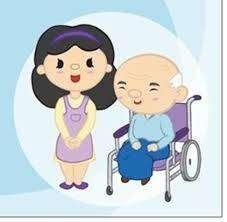 Cuidamos adultos mayores y niños
