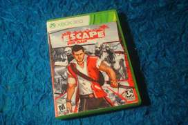 ESCAPE DEAD ISLAND XBOX 360 Y XBOX ONE ORIGINAL
