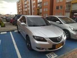 Lindisimo Mazda 3 sedan modelo 2006 motor 1.600