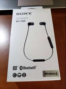 Audifonos Sony WI C300 bluetooth para samsung, LG, HTC, alcatel