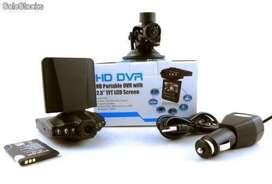 Mini cámara de alta resolución para coche, moto, camión, autobus, etc