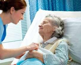 Se necesita geriatra para cuidado de adulto mayor (Cama adentro) - S/. 1200