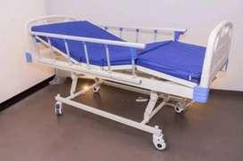 Cama Hospitalaria electrica múltiple Movimientos
